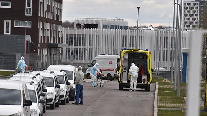 Россия опередила Китай по числу зараженных коронавирусом