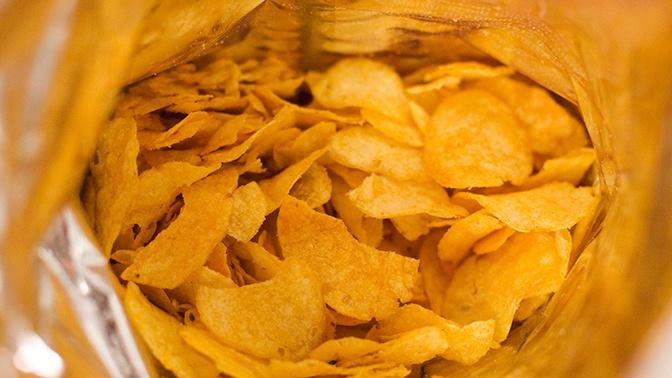 Роскачество нашло в чипсах кадмий, мышьяк и пестициды