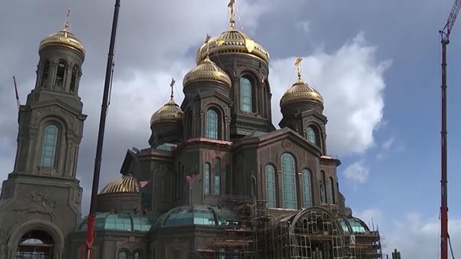 Герасимов рассказал об исторической актуальности строительства Главного храма ВС РФ