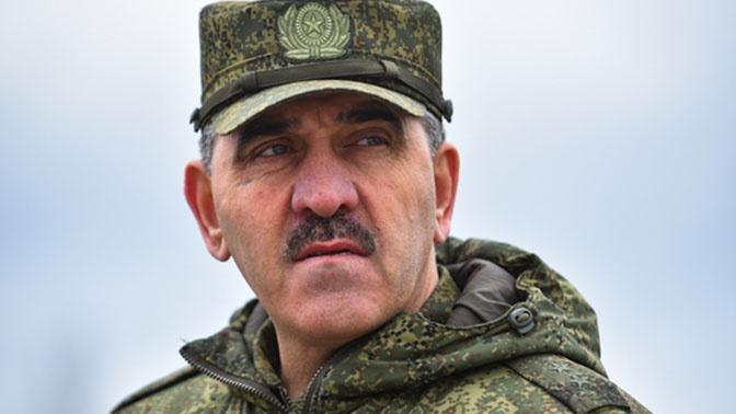 Евкуров внес информацию о своем родственнике в проект «Дорога памяти»