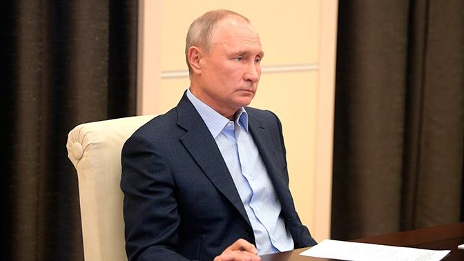 Песков: охрана здоровья Путина сейчас находится на максимальном уровне
