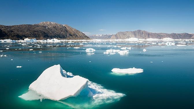 Крупнейшая озоновая дыра закрылась над Арктикой