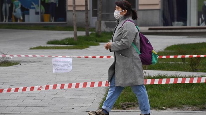 Ученые назвали новый срок окончания пандемии коронавируса в России