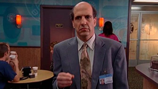 Умер актер из сериала «Клиника»