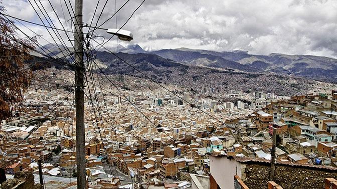 В Боливии разбился самолет с гражданами Испании