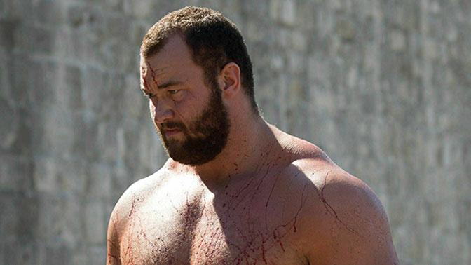 «Гора» мышц: актер из «Игры престолов» побил мировой рекорд в пауэрлифтинге