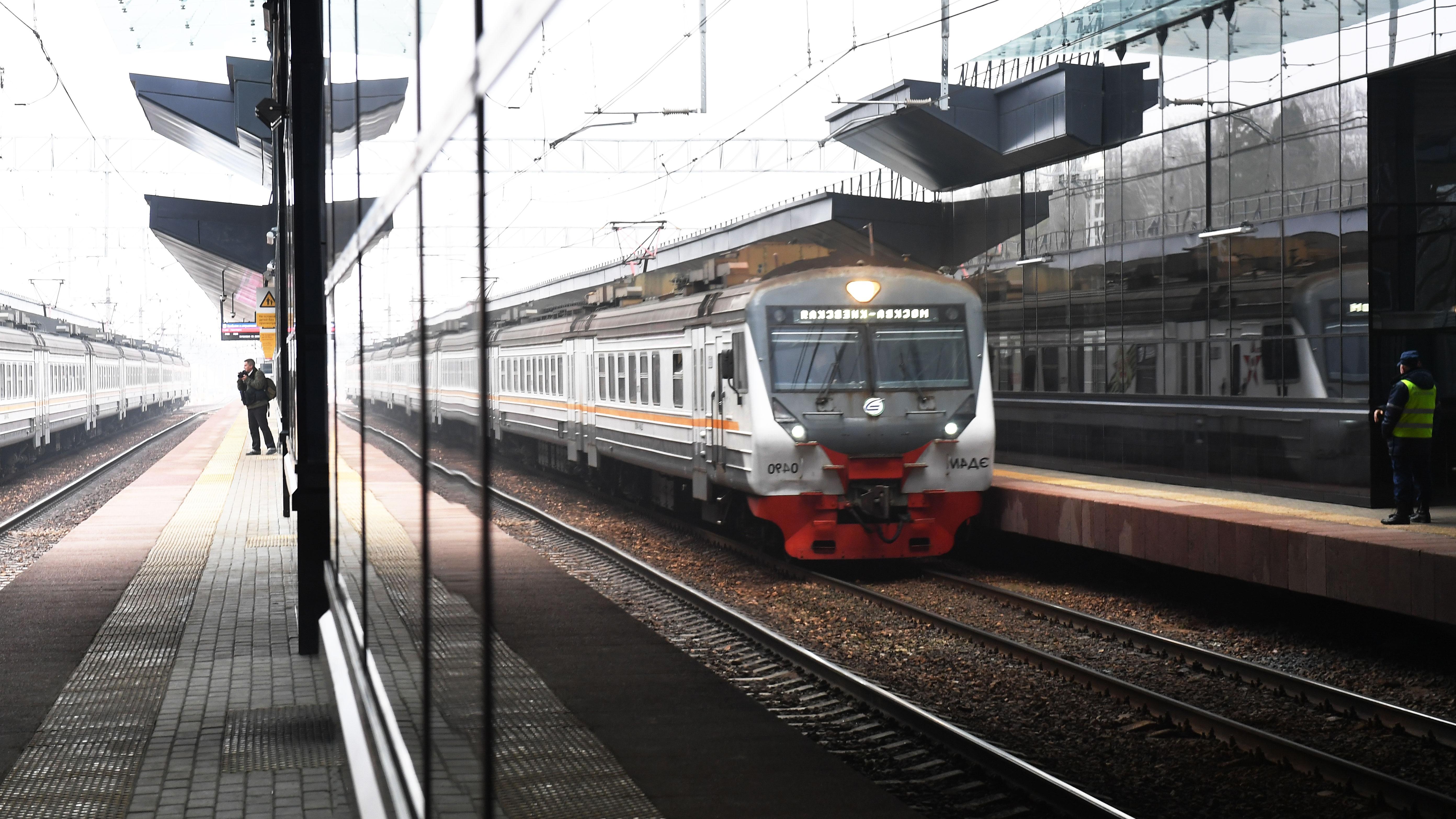 РЖД в апреле сократили перевозки пассажиров на 70%