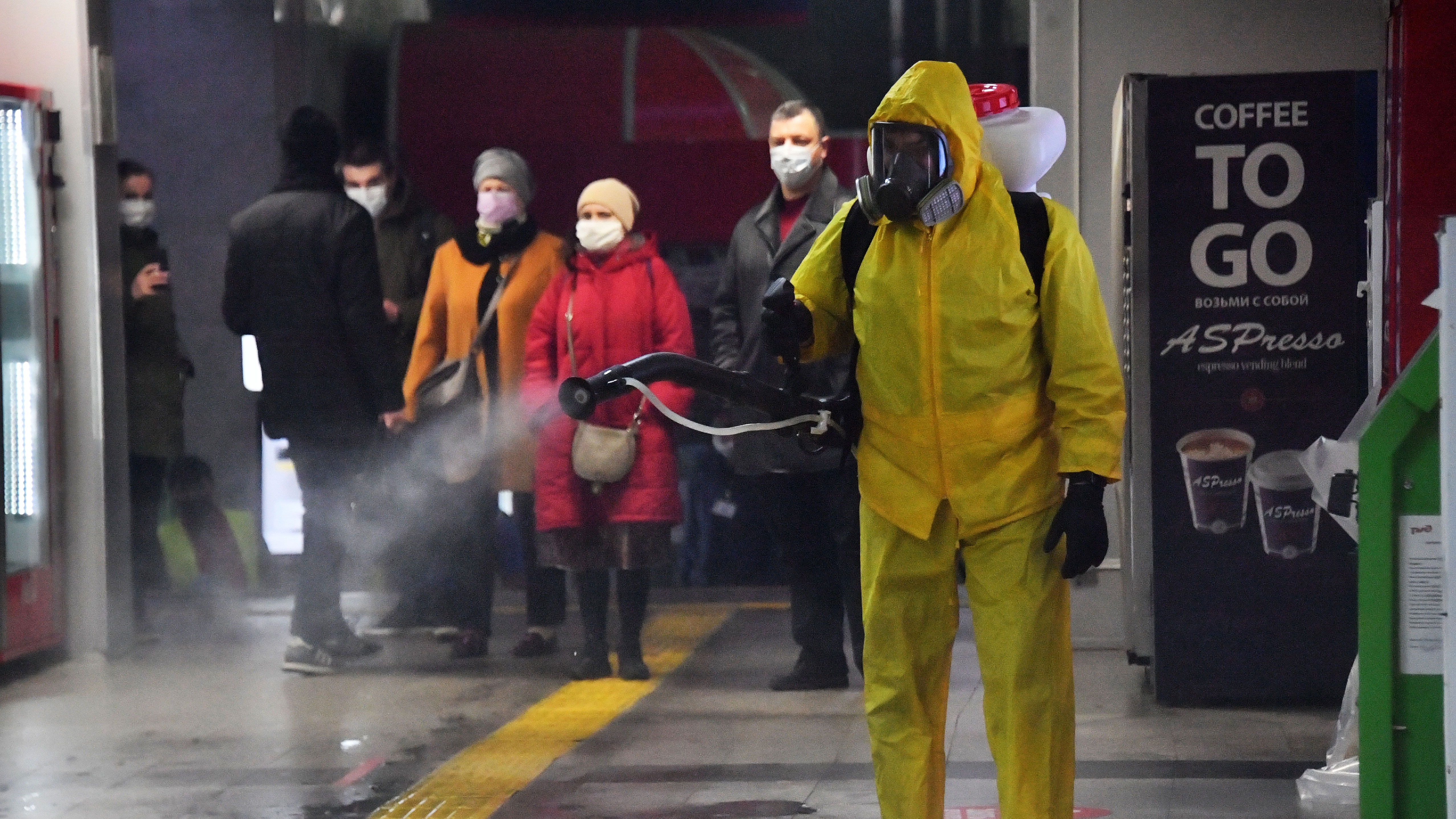 В Пскове смягчат ограничения из-за коронавируса