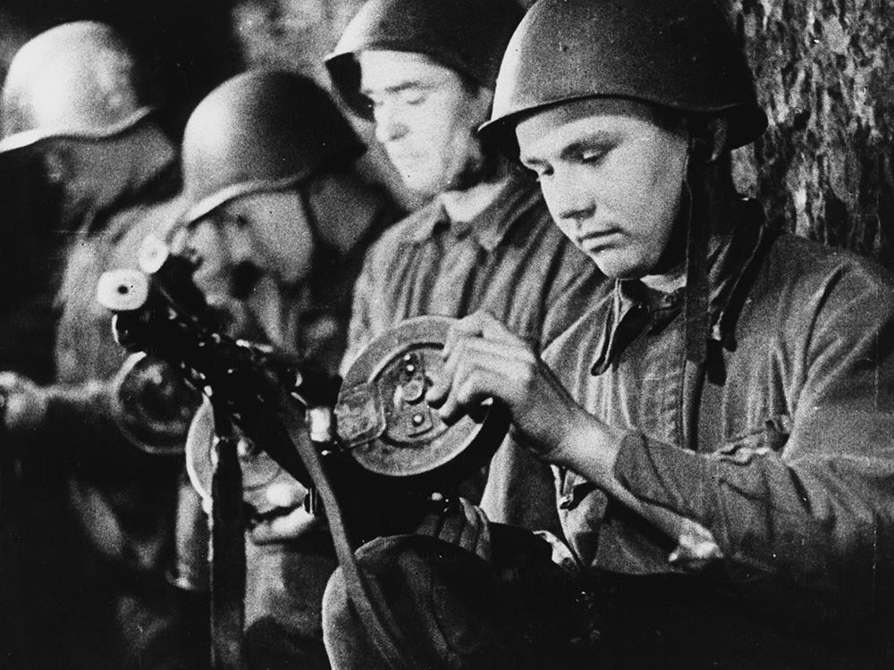 ППШ, 1943 год