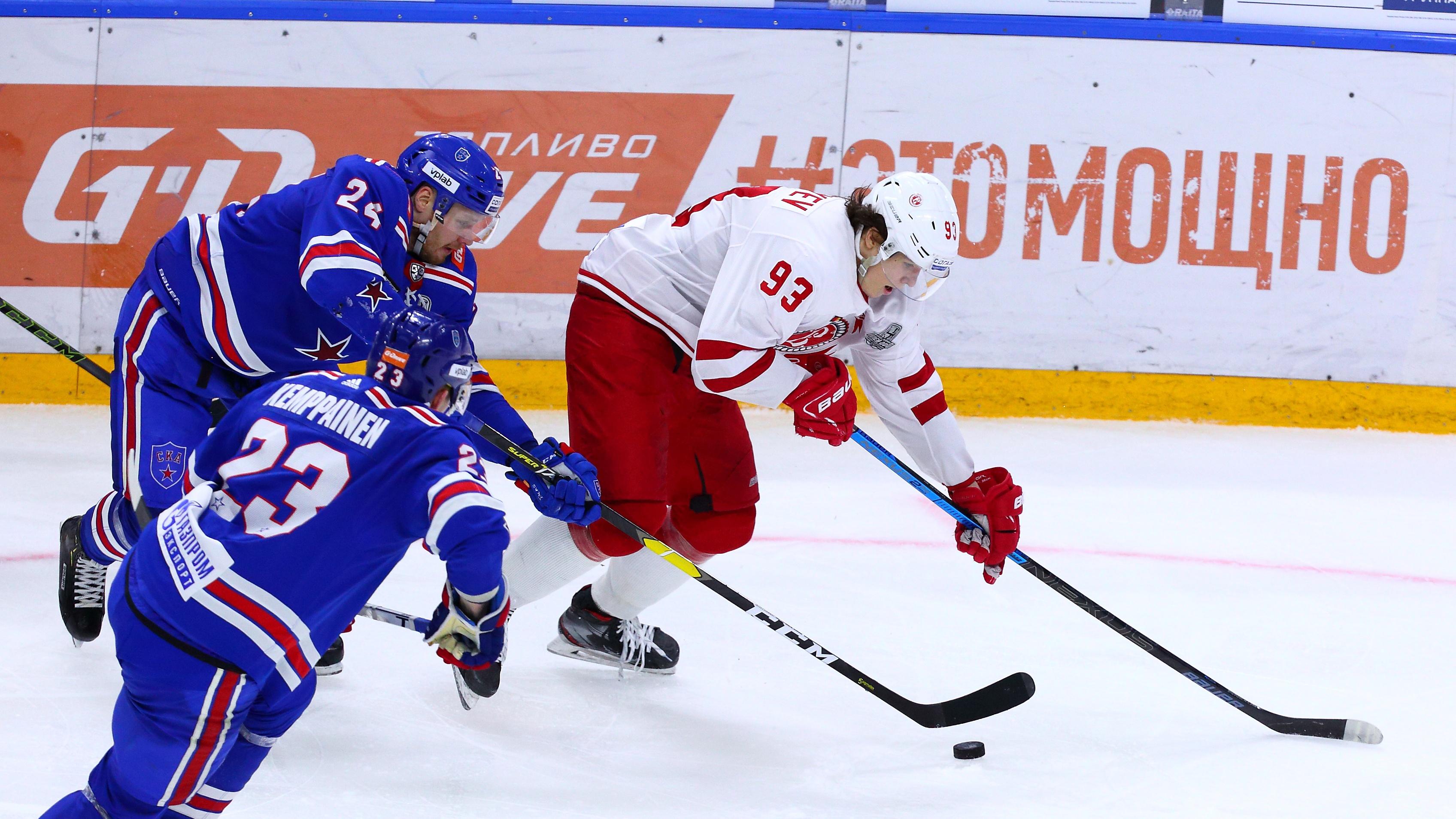 В КХЛ решили не определять чемпиона Лиги и обладателя Кубка Гагарина