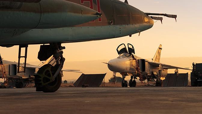 Российские военные высадили 75 деревьев на авиабазе Хмеймим в честь Дня Победы