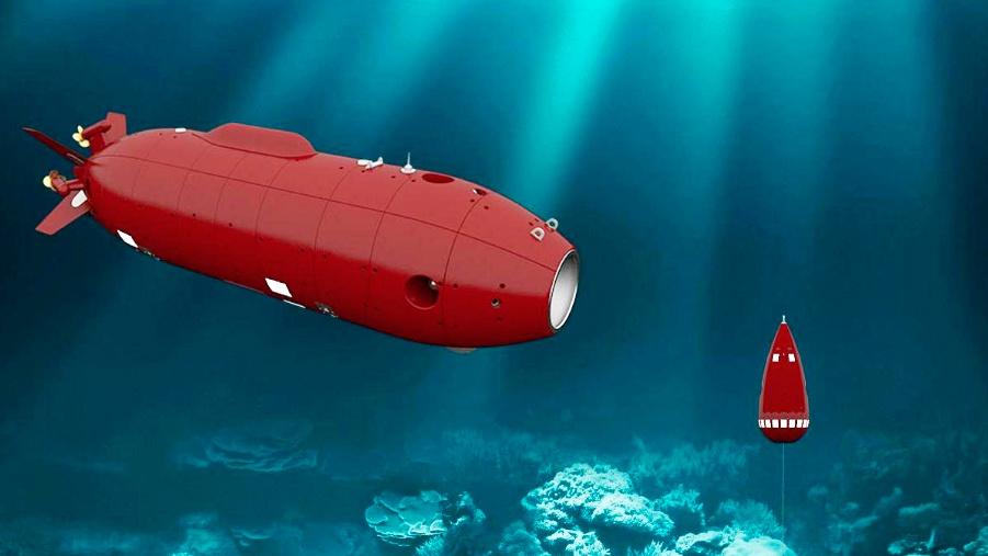 Российский глубоководный аппарат установил вымпел на дне Марианской впадины в честь Дня Победы