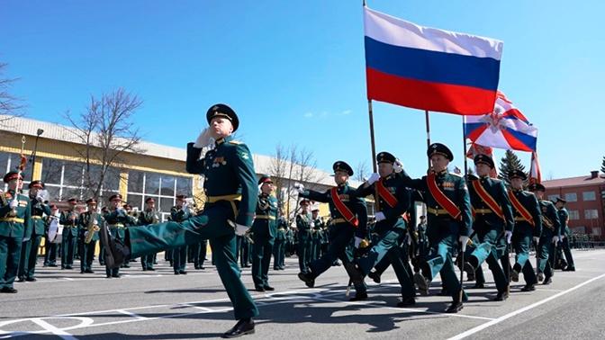 В Военной академии МТО состоялся выпуск молодых офицеров
