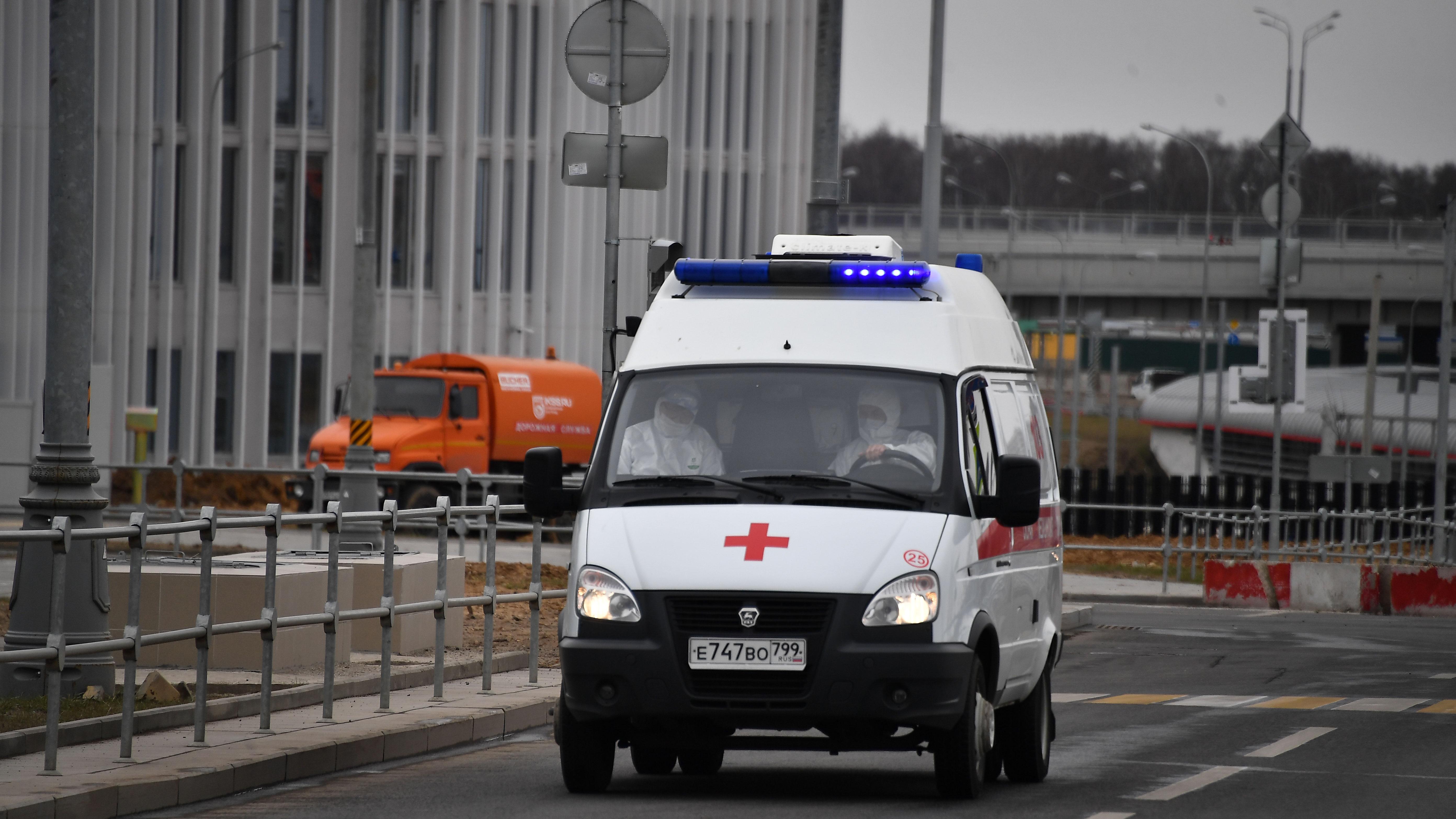 Главврач больницы в Коммунарке рассказал о статистике использования ИВЛ
