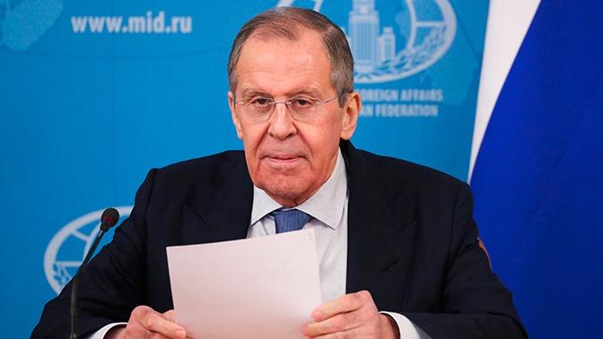 Лавров прокомментировал ситуацию с пандемией СOVID-19 в Евросоюзе