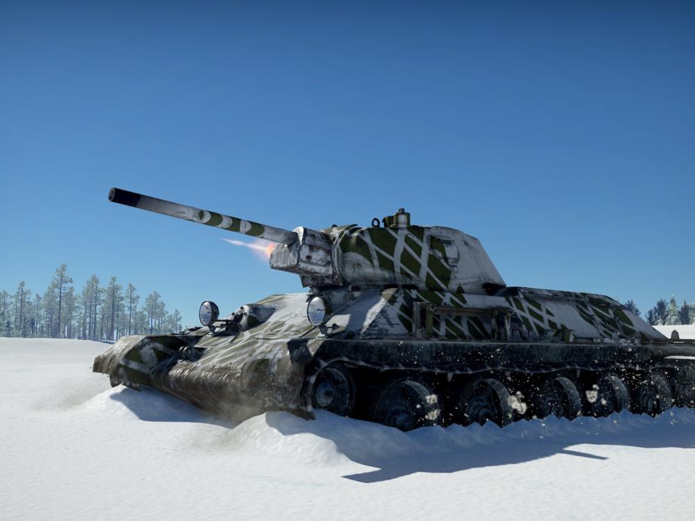 Т-34 образца 1941 года, 1-я Гвардейская танковая бригада.