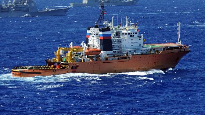 Российский аппарат «Витязь» погрузился на дно Марианской впадины