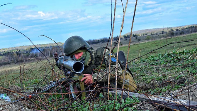 В ДНР сообщили об обстреле окраин Донецка со стороны Украины