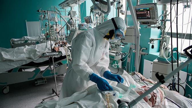«С большим отрывом»: Скворцова назвала группу крови, люди с которой чаще болеют COVID-19