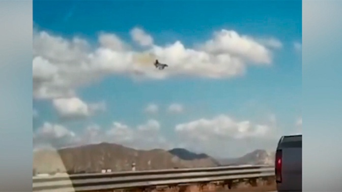 «Это не первая катастрофа с участием F-22»: военный эксперт о причинах крушения истребителя  ВВС США