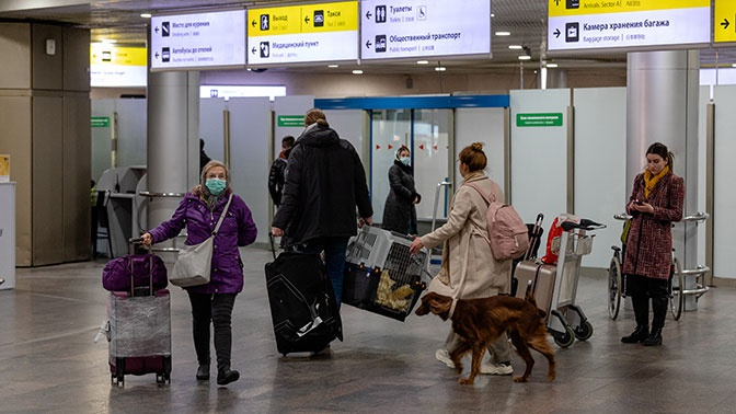 Маску надеть, кресло не покидать: авиаперелеты в РФ возобновятся с новыми правилами для пассажиров