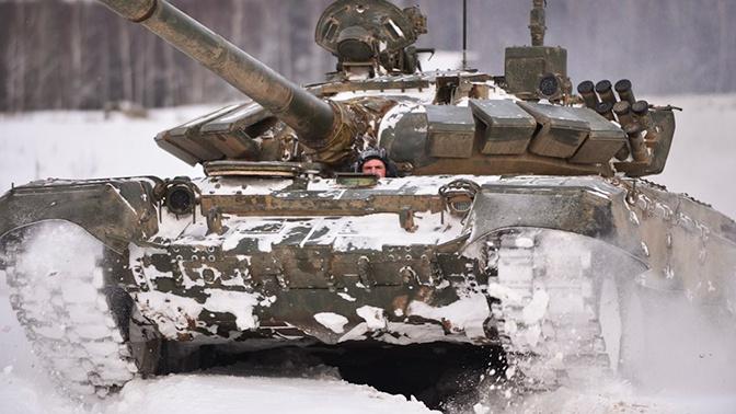 Маскирует под сугробы: «Ростех» разработал новейший материал для военной техники