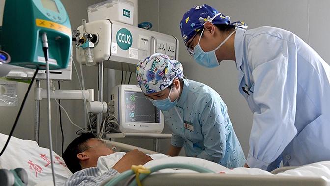 Bloomberg заявил о новой вспышке коронавируса в Китае
