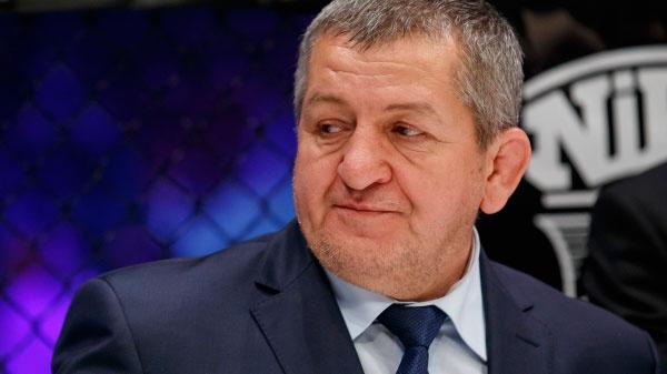 Состояние заболевшего COVID-19 отца Хабиба Нурмагомедова ухудшилось