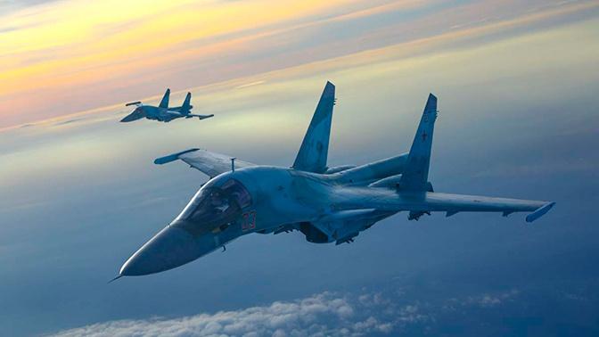 Небесный скальпель: китайские СМИ оценили российский Су-34