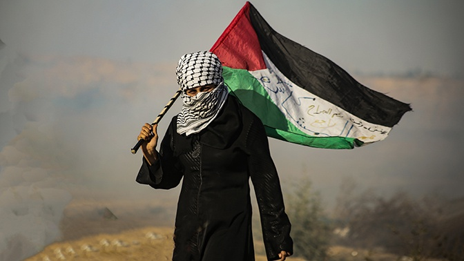 Президент Палестины объявил о разрыве всех соглашений с Израилем и США