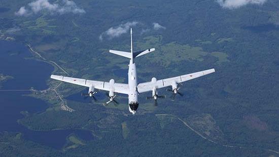 ТОФ получит несколько обновленных противолодочных самолетов Ту-142М3