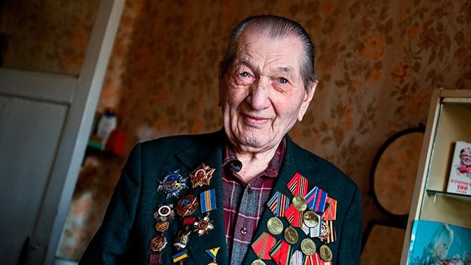 Участник Парада 1945 года поблагодарил «Юнармию» за онлайн-марафон «Память жива»