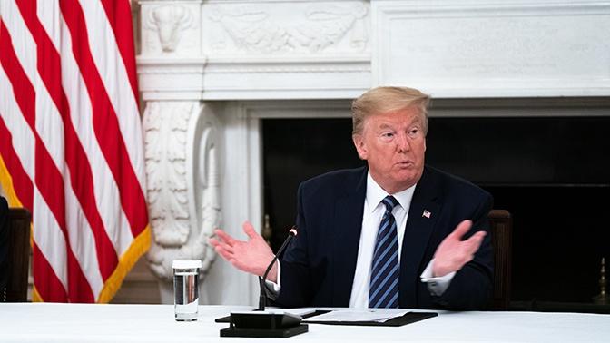 Конгресс США намерен запретить Трампу в одиночку выходить из международных договоров