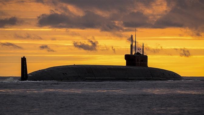 Атомная подлодка «Князь Владимир» завершила госиспытания