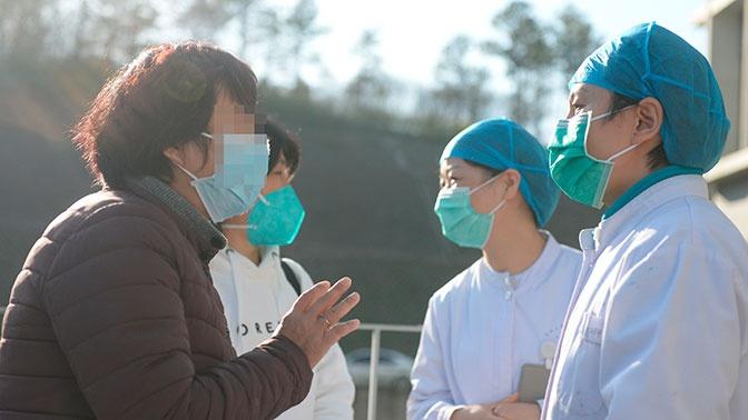 В Китае впервые с начала эпидемии не выявили ни одного больного COVID-19
