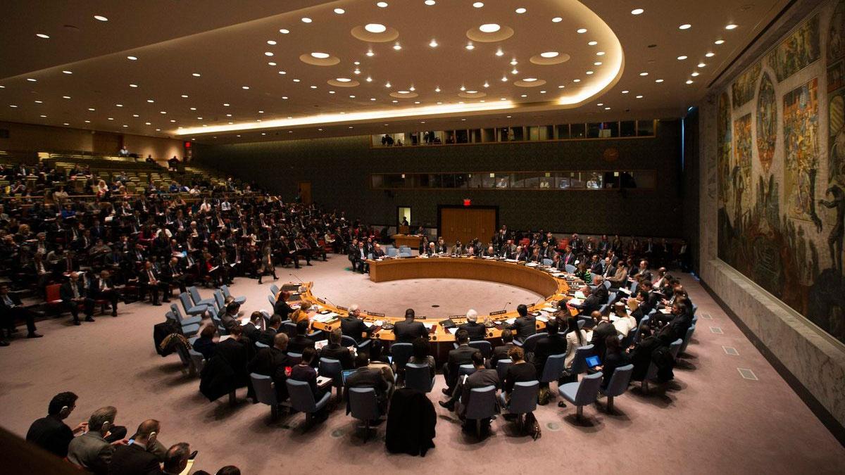 Представители Украины проигнорировали заседание Совбеза ООН по Крыму