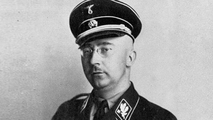 Рассекречены подробности ареста Генриха Гиммлера