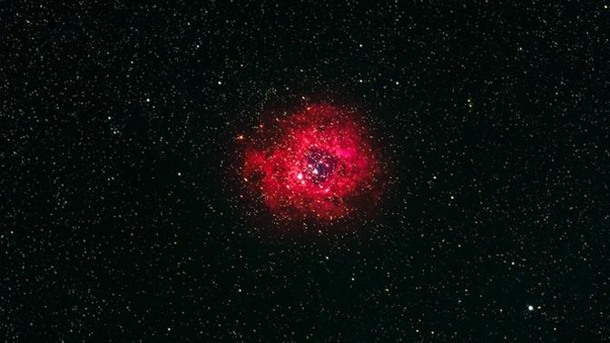 Астрономы обнаружили гигантское «космическое огненное кольцо»