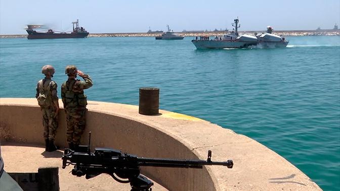 Боевое слаживание: на базе Тартус прошли совместные учения ВМС Сирии и ВМФ РФ