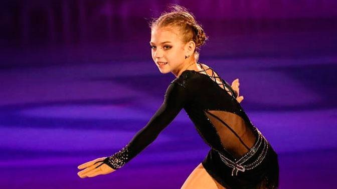 Трусова в четвертый раз вошла в Книгу рекордов Гиннесса