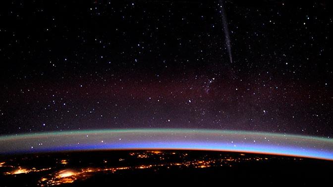 Полет Лебедя: россияне смогут увидеть главную комету весны
