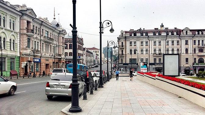 Губернатор Приморья объявил о смягчении режима ограничений
