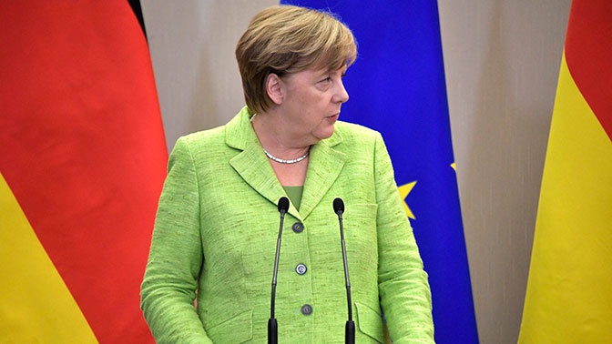 Меркель заявила о необходимости «придать новые импульсы» отношениям между Россией и ЕС