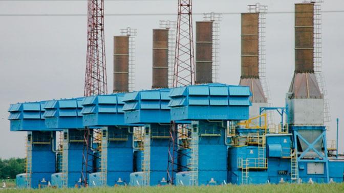 Транзит газа из России в Европу через Польшу возобновлен