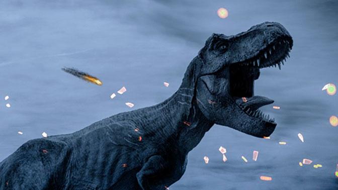 Ученые узнали траекторию падения астероида, убившего динозавров