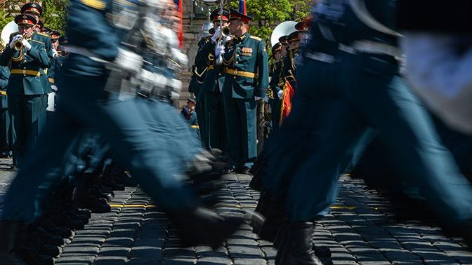 В Кремле ответили на вопрос о выходном в день Парада Победы