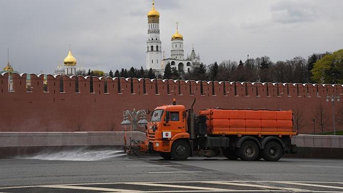 Кремль высоко оценил действия властей Москвы в борьбе с коронавирусом