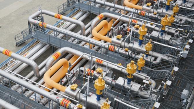 Транзит газа по газопроводу «Ямал - Европа» вновь прекращен