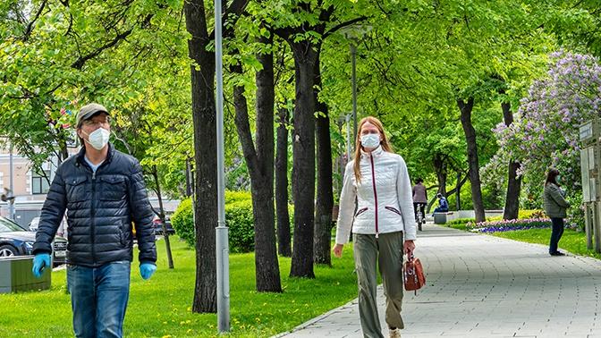 Появилась карта прогулок по Москве