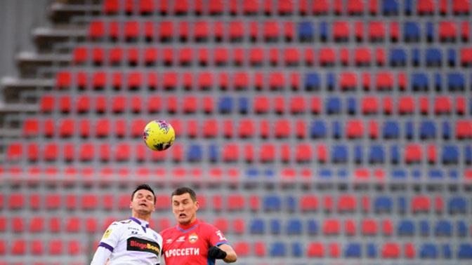 Матчи РПЛ по футболу пройдут в присутствии зрителей